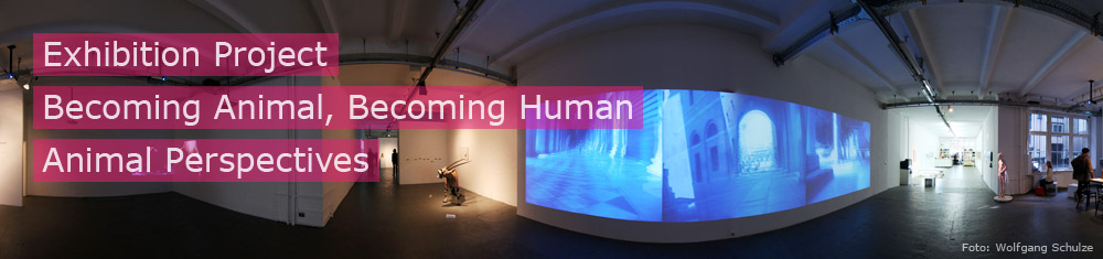 Becoming-animal, Becoming-human